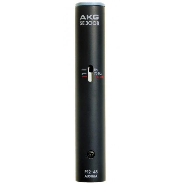 Бестрансформаторный источник питания AKG SE300B