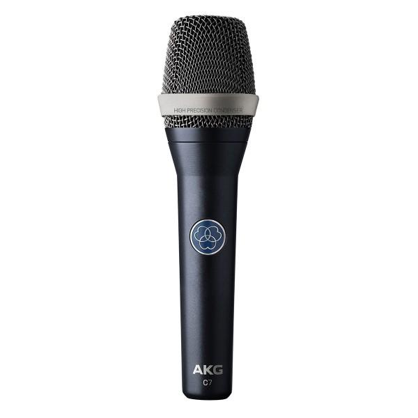 Микрофон проводной вокальный AKG C7
