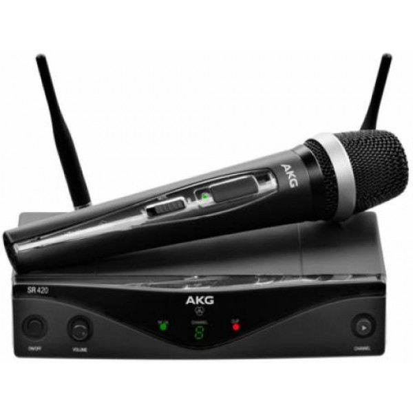 Радиосистема AKG WMS420 PRESENTER SET BAND A (530 - 559)