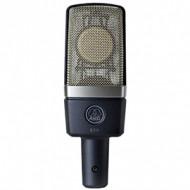 Микрофоны проводные студийные вокальные