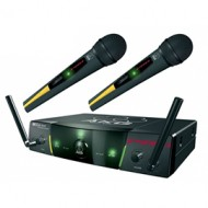 Вокальные радиосистемы и радиомикрофоны